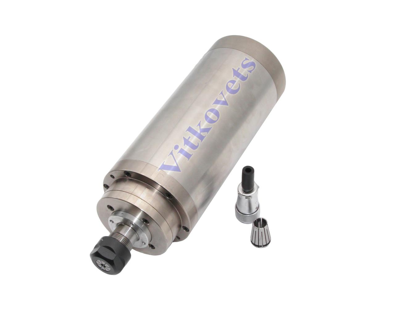Шпиндель для ЧПУ 3,2 kw ER20 100мм водяное охлаждение