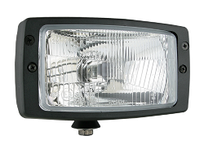 Фара головного света  Wesem 184х102 мм на ВАЗ 2110 в корпусе без габарита  RE.25677