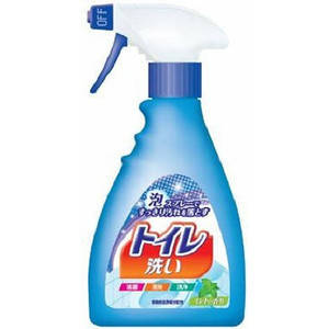 "Чистящая спрей-пена для туалета ""Foam spray toilet"" 400 мл (822573), фото 2"