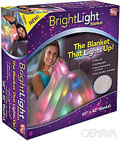 """LED одеяло """"Светлячок"""" 90*120 см, фото 1"""