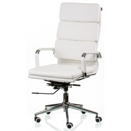 Офисное кресло Special4You Solano 2 artleather white