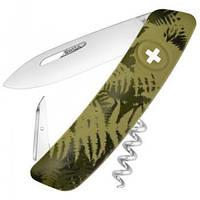 Нож складной мультитул Swiza C01 (95мм, 6 функций), хаки KNI.0010.2050