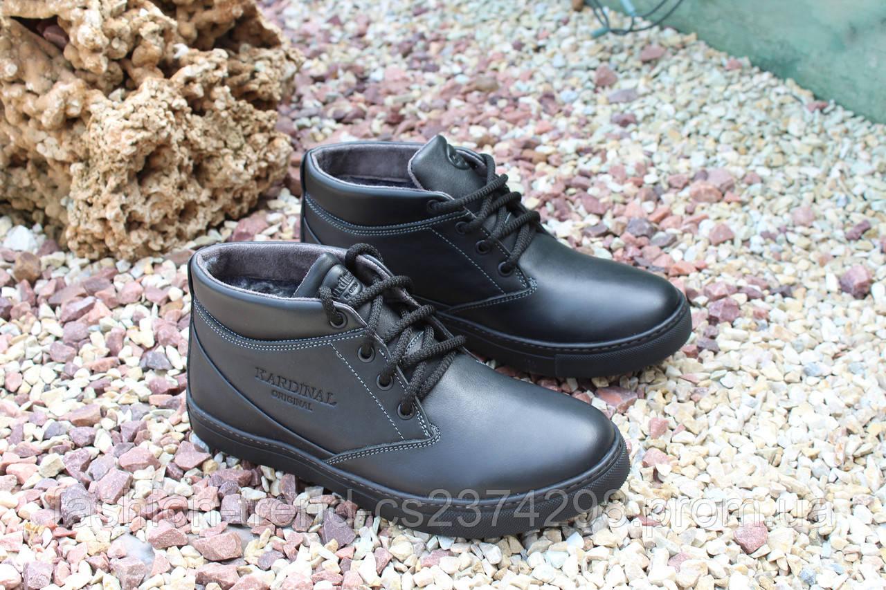 Мужские ботинки Kardinal натур кожа, фото 1