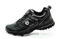 Мужские кроссовки Bona, кожаные (Обувь Бона)