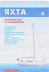 Яхта. Устройство и управление
