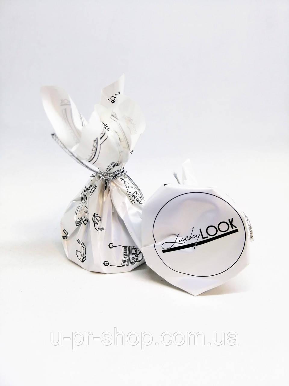 Шоколадные конфеты в упаковке с логотипом от 1000 шт.