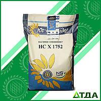 Семена подсолнечника НС Х 1752 стандарт