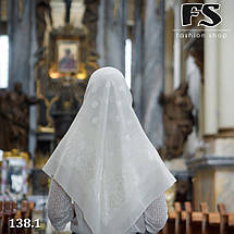 Весільна хустка Янгол (шампань), фото 2
