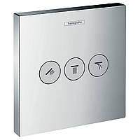 Shower Select Запорно-переключающее устройство на 3 потребителя