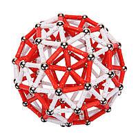 Магнитный конструктор Magnetics (188 деталей), фото 1
