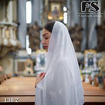 Свадебный палантин Янгол(белый), фото 2