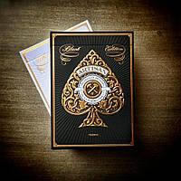 Покерные карты Artisan Black Edition