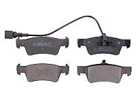 Тормозные колодки  задние VW TOUAREG, TRANSPORTER V 1.9D-3.2 01.03-           C2W027ABE