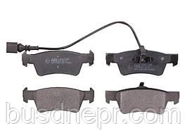 Гальмівні колодки задні VW TOUAREG, TRANSPORTER V 1.9 D-3.2 01.03 - C2W027ABE