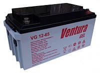 Гелевая аккумуляторная батарея Ventura VG 12-65 GEL, емкость 65Ач