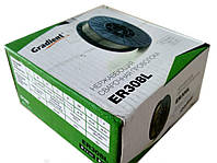 Сварочная нержавеющая проволока 0,8 мм для полуавтомата ER308 L. 5 кг.