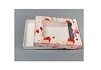 Упаковка для пряников 200*150*30 (принт письмо)