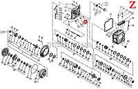 Болт I Ml 2х80-8,8 БДС 1230-85 203700 Балканкар ДВ1792