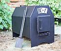 Печь буржуйка отопительно-варочная ВС, фото 6