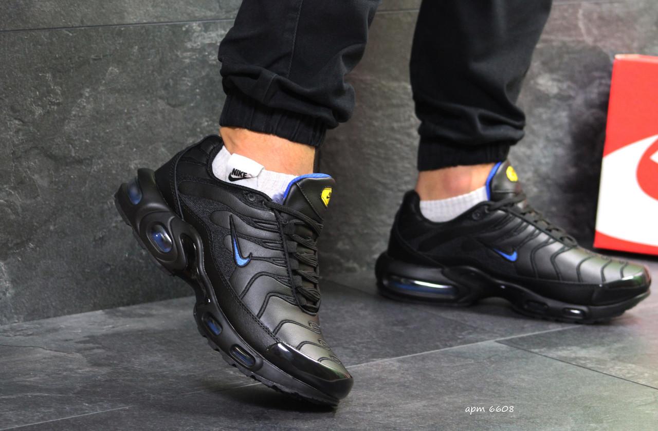 Мужские зимние кроссовки Nike air max tn black fb161bca0945f