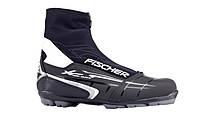 Ботинки Беговые Fischer Xc Touring T3 Black (S04013)