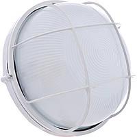 Светильник MAGNUM MIF012 60W E27 белый (круг с реш.)