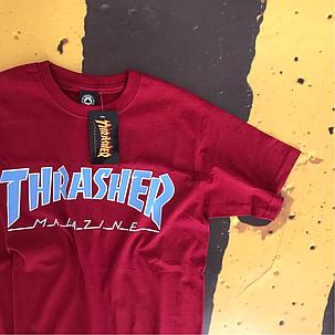 Thrasher . Мужская и женская футболка. Топовая бирка., фото 2