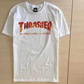 Топовая Футболка Thrasher | Бирка | Все размеры, фото 2