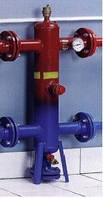 Гидравлический выравниватель (гидрострелка) ГП 80-250