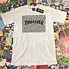 Белая футба Thrasher. Качество супер.
