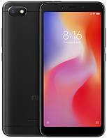 Смартфон Xiaomi Redmi 6A 2/16 GB BLACK. Гарантия в Украине!
