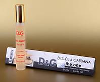 Женская парфюмированная вода с феромонами Dolce&Gabbana The One 20 ml (в треугольнике) ASL