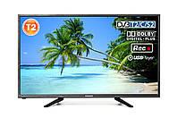 "Телевизор 32"" T2 HD Ready 1366×768 USB HDMI Romsat 32HMT16082T2"