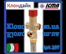 Icma Клапан теплового сброса 267
