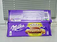 Шоколад Milka Shoko&Keks 300г
