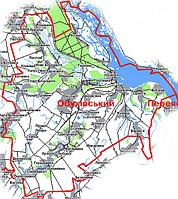 Геодезичні роботи та послуги в Обухівському районі