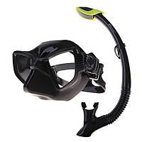 Маска для ныряния Spokey Talon (original) комплект с трубкой, маска для дайвинга, ныряния взрослая