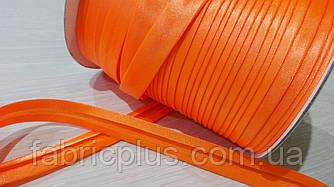 Косая бейка атласная 15 мм (041)