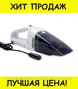 Автомобильный пылесос High-Power Vacuum Cleaner Poptable DC 12 Volt, фото 2