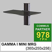 Полка под тюнер Commus Gamma I mini MRG