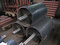 Производство барабанов для конвейеров