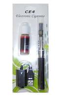 Електронна сигарета EGO-CE4 + рідина + зарядка!, фото 1