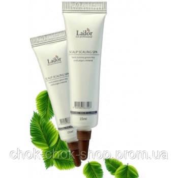 Сыворотка - пилинг для кожи головы LADOR SCALP SCALING SPA