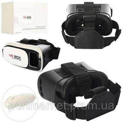 VR Box. 3D Очки виртуальной реальности.