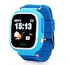 Детские умные часы Motto с GPS трекером  TD-02 (Q100) Синие с гарантией 6 месяцев