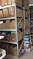 Стеллажи металлические НВ, с балками под полки ДСП, нагрузкой на полку до 1000 кг, любые размеры