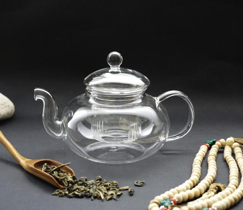 Заварочный чайник с ситом 600 мл.