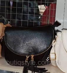 Модная женская маленькая сумка-клатч экокожа реплика