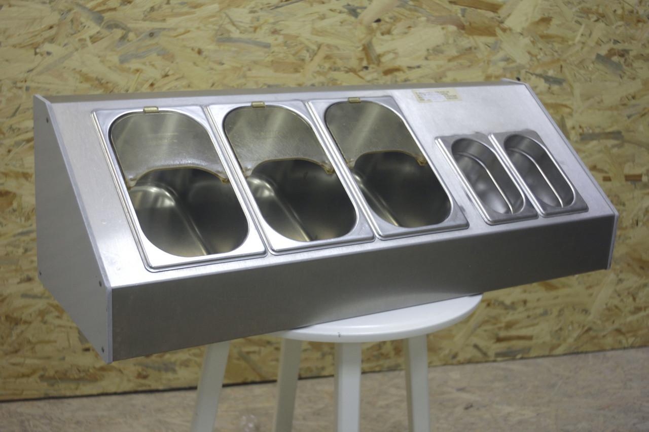 Диспенсер для столовых приборов ( прилавок, линия раздачи )