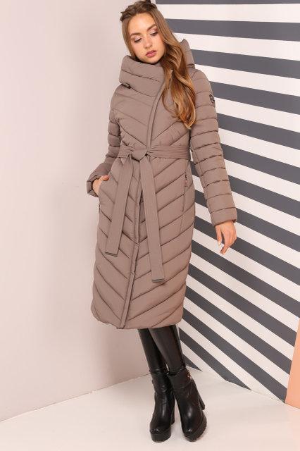 Пальто женское зимнее Фелиция Nui very
